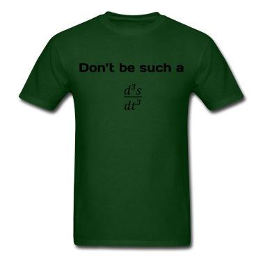 3rd derivative
